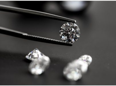 Diamond Clarity Grading by GIA