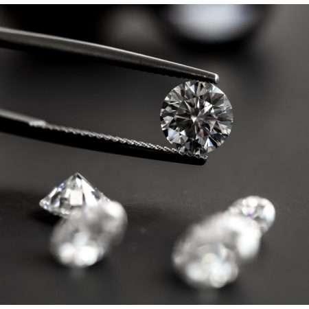 Diamond Clarity Grading by GIA
