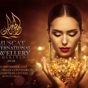 THE 10th MUSCAT INTERNATIONAL JEWELLRY EXHIBITION 2019