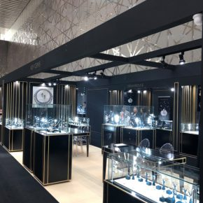 DOHA JEWELLERY AND WATCHES EXHIBITION 2019