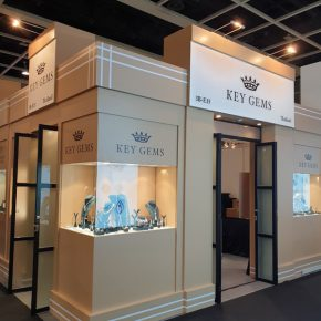 HONG KONG INTERNATIONAL JEWELRY SHOW 2019