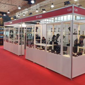 17th INTERNATIONAL GOLD & JEWELRY EXHIBITION 2019